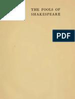 Fools of Shakespeare