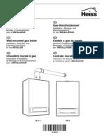 HB 24 F - Instructiuni de Instalare