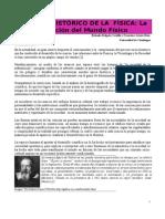 ANÁLISIS HISTÓRICO DE LA FÍSICA