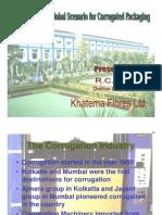 Corrugation India Industry