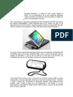 Preparar USB Para Instalar Windows Xp Vista o 7