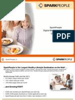 Spark People Media Kit
