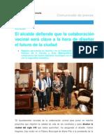 (01-08-11) ALCALDÍA_Federación Vecinal