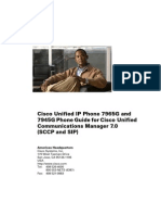Cisco Ip Phone Manual