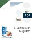 M-Commerce in Bangladesh