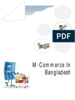 M-Commerce in Bangladesh