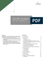Opus Manual 3.0