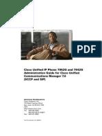 Cisco IPPHONE 62adg70 Administrator Guide