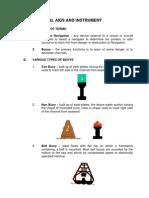 Navigational Aids & Instruments