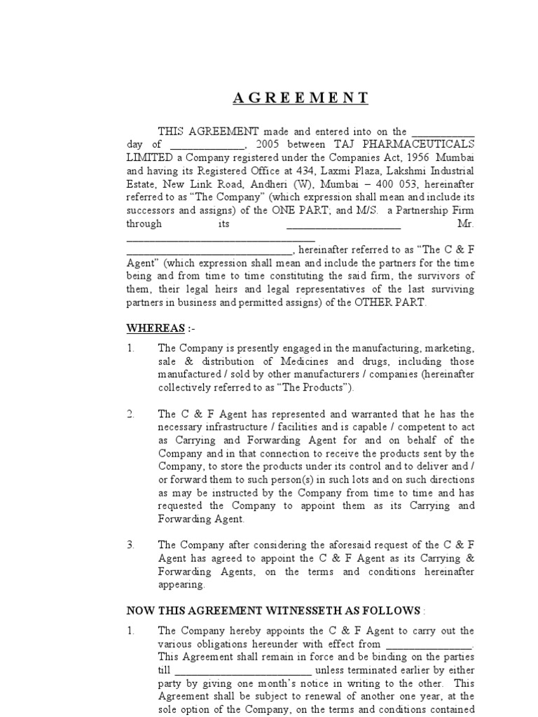 Agreement word file indemnity taxes platinumwayz