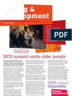 Ageing and Development 29.