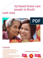 Community Based Homecare for Older People in South East Asia.