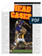 Inside Football - Head Cases
