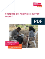 Insights On Ageing