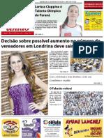 Jornal União - Edição de 15 à 30 de Agosto de 2011