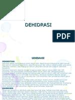 DEHIDRASI & KONSTIPASI