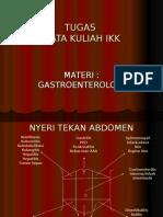 Gastroentorologi