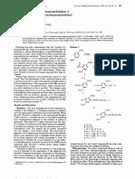 Psychotomimetic Phenylisopropylamines. 5. 4-Alkyl-2,5-dimethoxyphenylisopropylamines