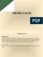 IMOBILISASI & INKONTINENSIA URIN