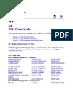 SQL Commands.oracle