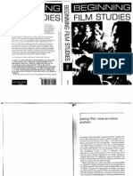 Biginning Film Studies Language and Film Chapters