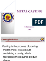 Metal Casting Unit 1