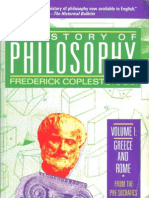 Frederick Copleston - A History of Philosophy Vol. 1 Greece and Rome