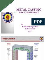 Metal Casting Unit 2.2