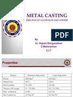 Metal Casting Unit 2.3