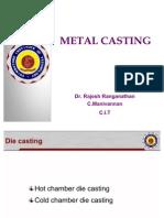 Metal Casting Unit 2