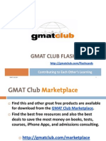 GMAT Flashcards v7
