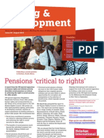 Ageing and Development 28