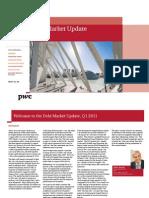 Debt Market Update_Q1 2011_PwC