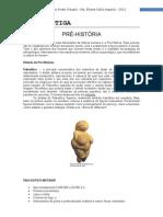 ARTE PRÉ-HISTÓRIA