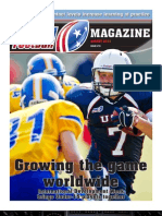 USA Football Magazine Issue 19 August 2011