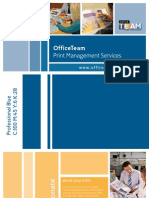Print Corporate Brochure 2011