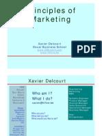 Marketing Xavier Delcourt