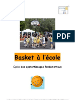 Mini-basket Au Primaire