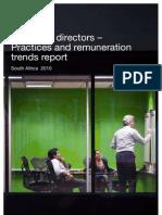 Executive Directors Report