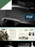 2011 Weatherby Catalog