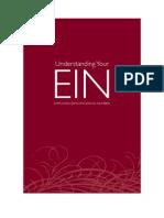Understanding Your EIN PUB 1635