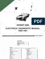 Spider 2000 Elec Diag Manual 80 81