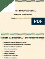aula 1 - conceitos ecológicos