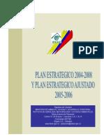 Pla Estrategico Ajustado 2005-2006