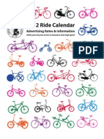 2012 Ride Calendar Advertising Kit