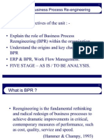 Bpr - Erp Unit 4 - Ppt
