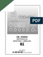 CB-Radio TTI TCB_881_I