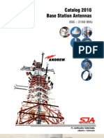 Andrew Antenna Catalog 2010