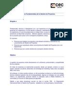 PGM Gestion de ProyectosPM