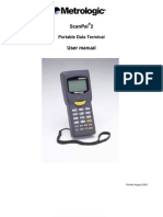 Scan Pal 2 User Guide